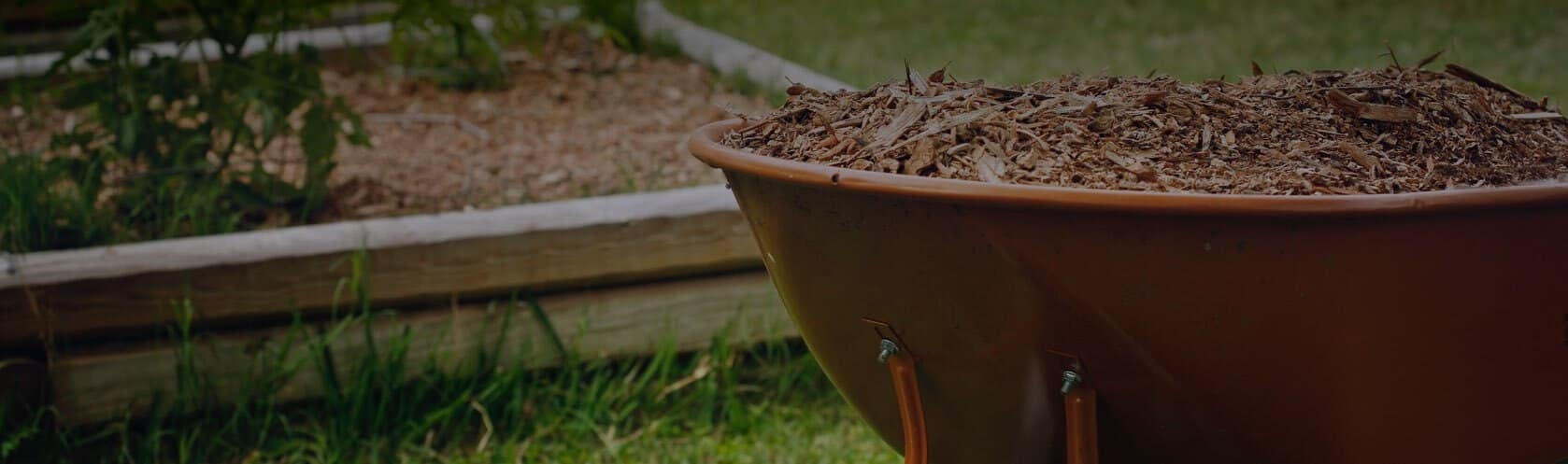 Top-rated mulch work.